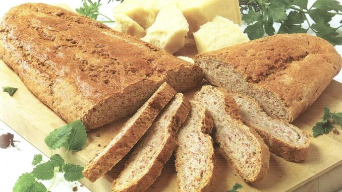 10 - kruh sa salamom